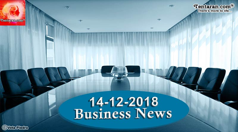 india business news 14th december 2018