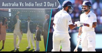 india vs australia test 3rd day 1 match highlights