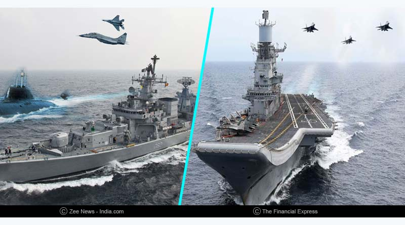 Indian Navy day 2018