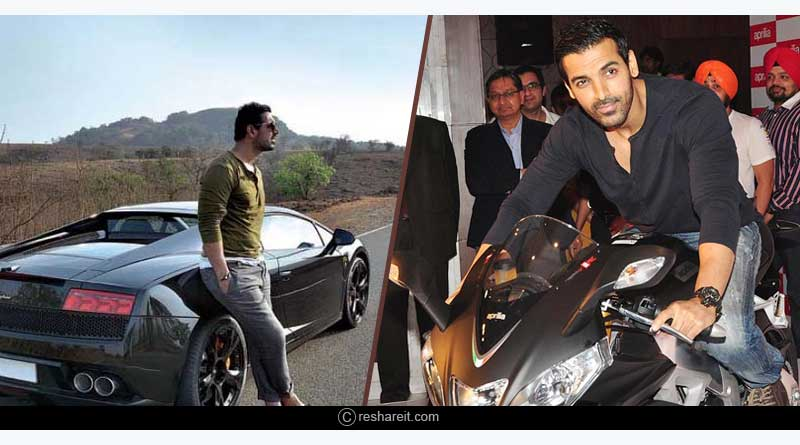 unknown facts about John Abraham
