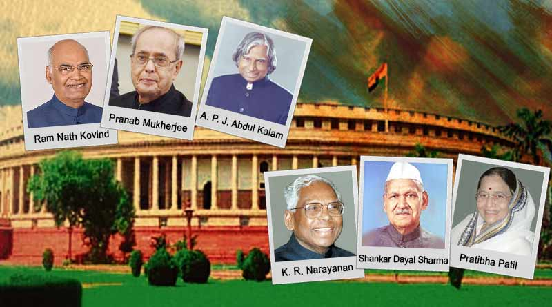 list of presidents of india in hindi