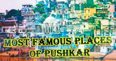 five famous places to visit in Pushkar