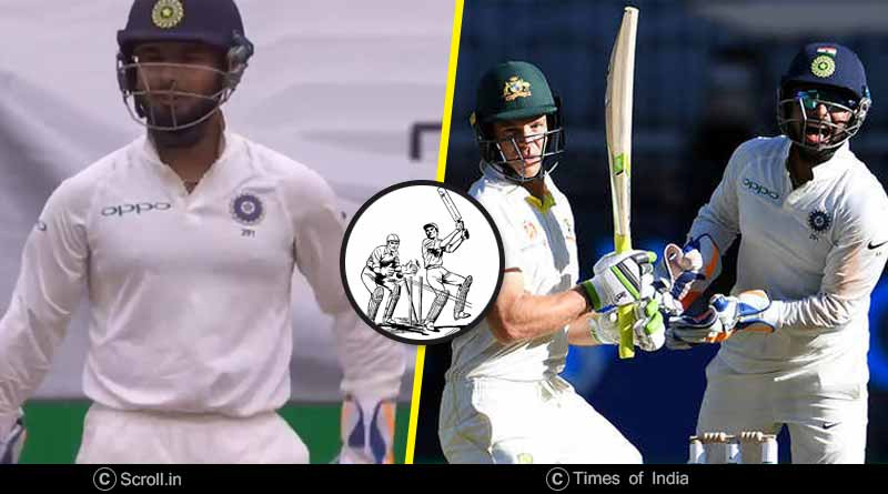 Pant Gives It Back To Tim Paine