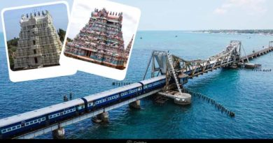 Places to visit and interesting facts about Rameshwaram