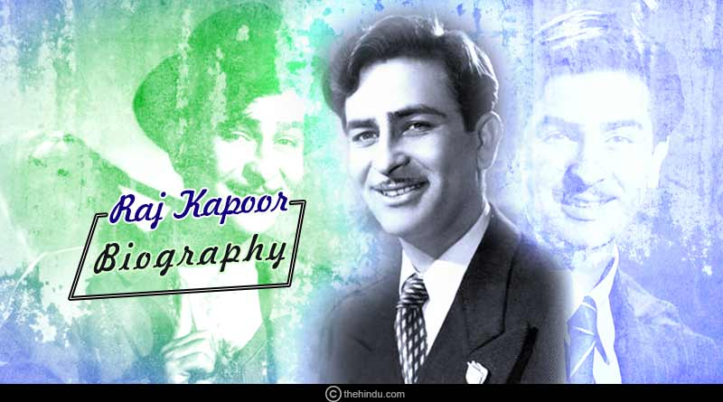 Raj Kapoor biography