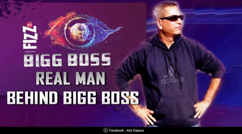 real man behind bigg boss voice Atul Kapoor