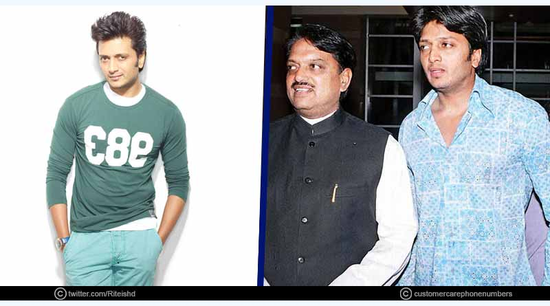 Unknown facts about Riteish Deshmukh