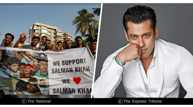 shocking things Salman Khan fans did for him