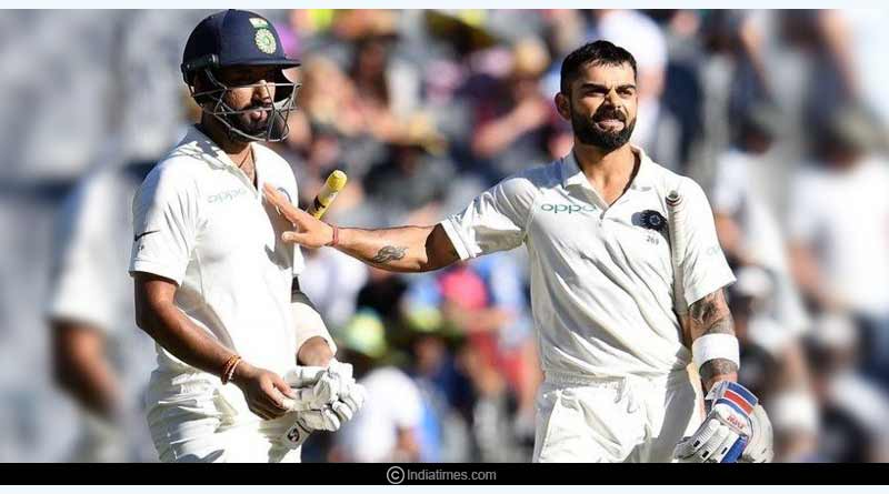 170 Run Stand Between Pujara And Kohli