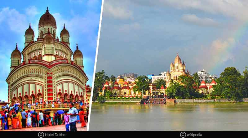 the legend of Dakshineswar Kali temple