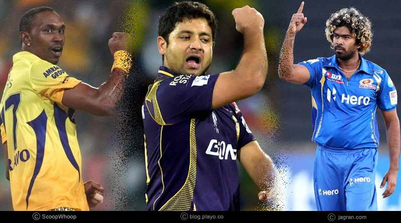 top 5 bowlers of IPL