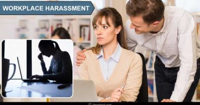 ways to recognize workplace harassment