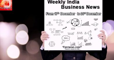 Latest Weekly India Business News 17th to 21th December 2018