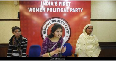 Women political Party launched