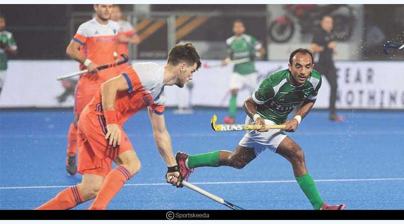 Hockey World Cup 2018 crossovers schedule