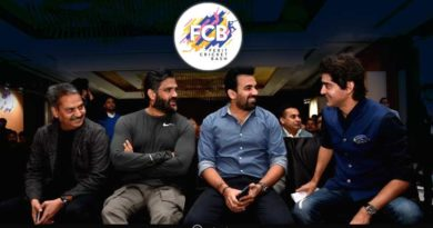 Ferit Cricket Bash by Suniel Shetty