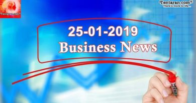 India business news headlines 25th January 2019