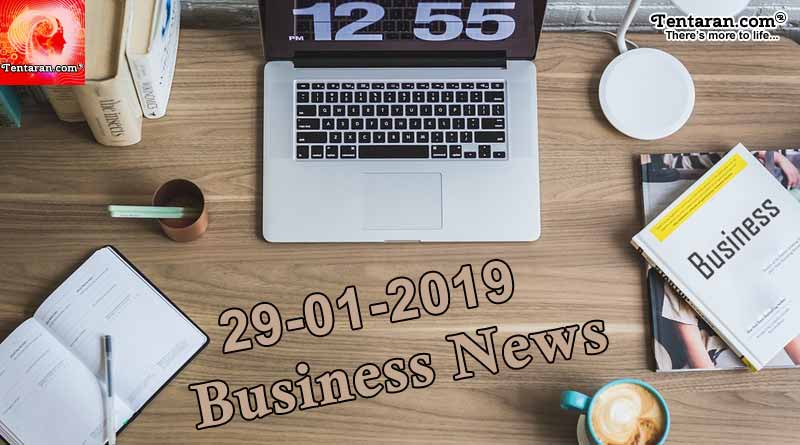 India business news headlines 29th January 2019
