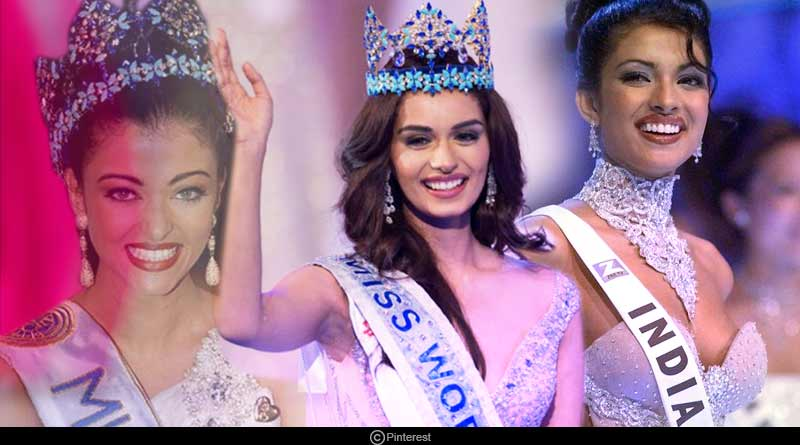 Indian Women to Win Miss World Pageant