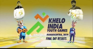 Khelo India Youth Games final day results