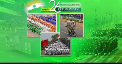 All about the Republic Day Parade and celebrations