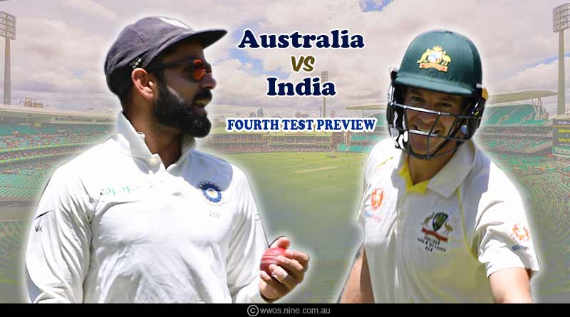 Australia Vs India Fourth Test Preview