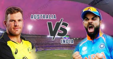 Ind vs Aus 3rd one day match highlights