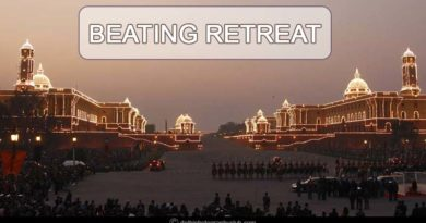 facts about beating retreat