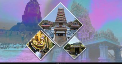 Five best temples to visit in Coimbatore