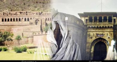 five most haunted place in India