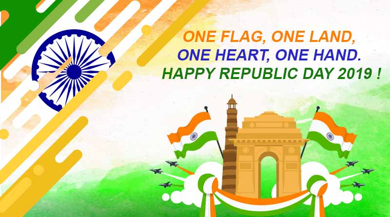 Happy Republic Day 2019 messages