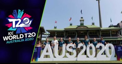 ICC announces fixtures of T20 world cup 2020