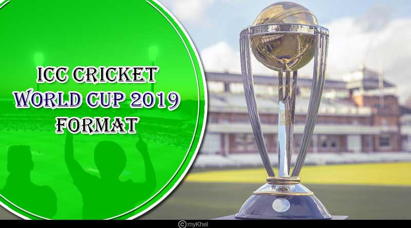 ICC Cricket World Cup 2019 Format