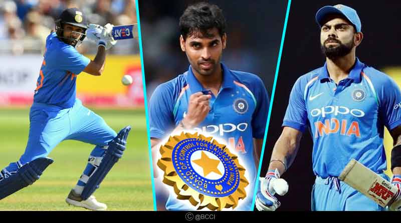 Key players for India in the ODI series