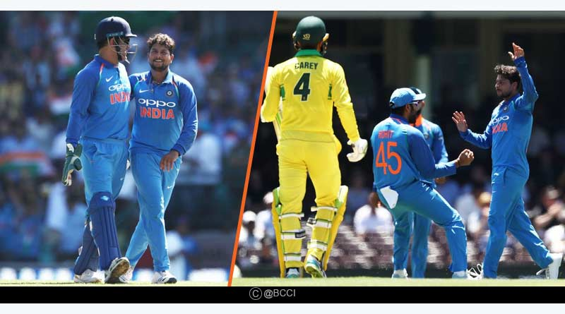 Ind vs Aus 1st one day match highlights