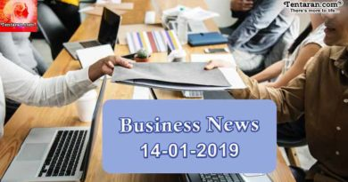 india business news headlines 14th january 2019