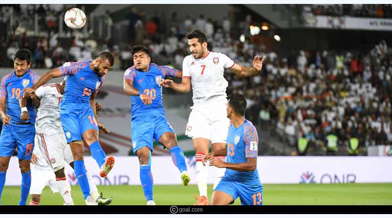India Exit Asian Cup