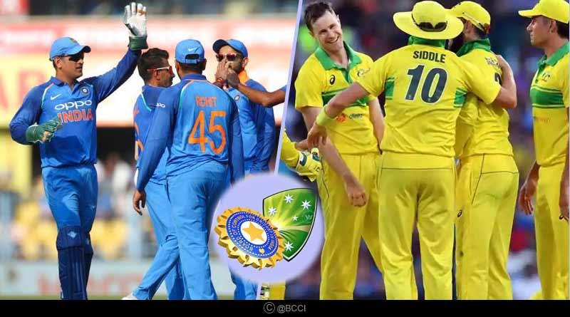 India record in ODIs in Australia