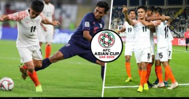 India Vs Thailand Asian Cup