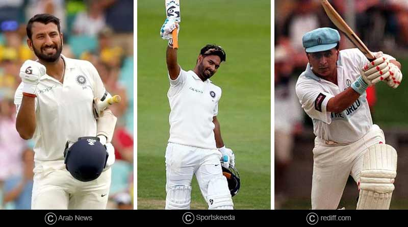 Best Batting Performances of India at the SCG