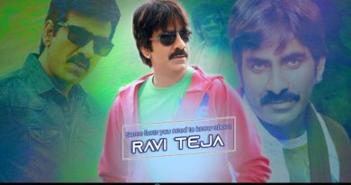 interesting facts about Ravi Teja