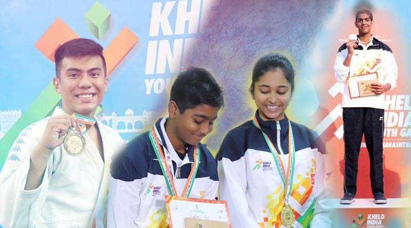 Khelo India Youth Games Medal Tally