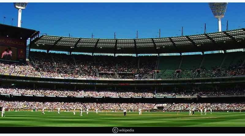 MCG Pitch Gets an Average Rating From ICC