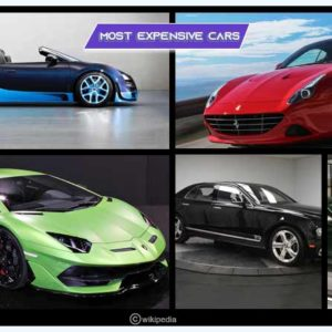 Most Expensive Cars available in India