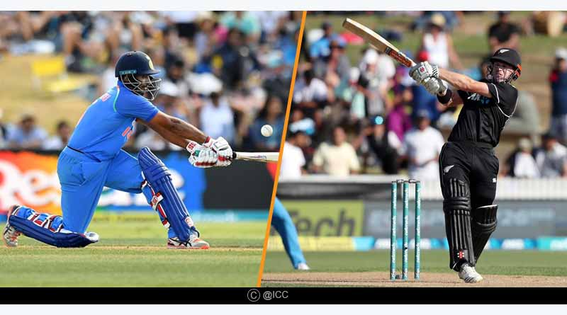 Ind vs NZ 4th one day match highlights