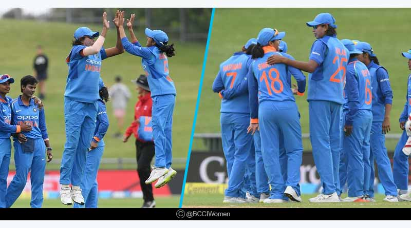 India vs New Zealand women first ODI