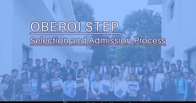 Oberoi STEP selection