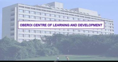 Oberoi Centre of Learning and Development
