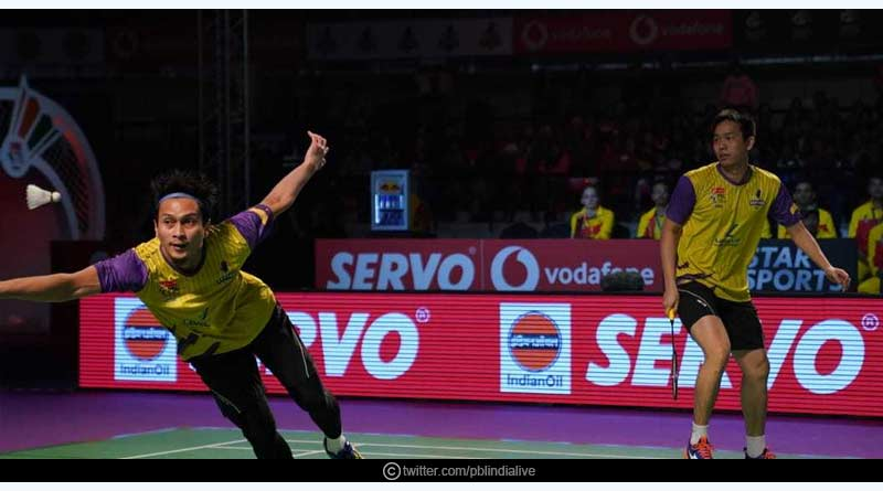 Premier Badminton League Final