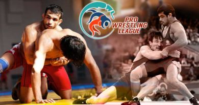 Pro Wrestling League 2019